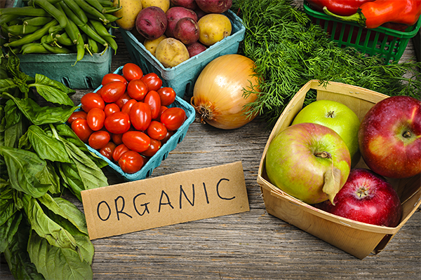 Advantages of Organic Food
